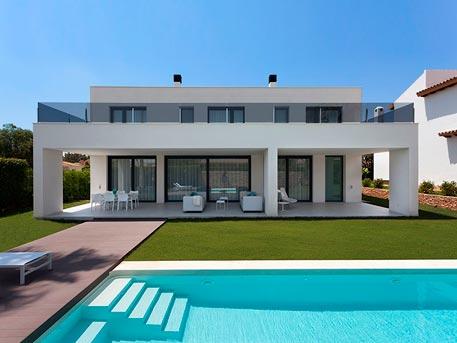vivienda en altea arquitectura sgm arquitectos en alicante