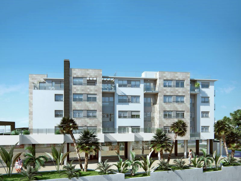 apartamentos en almeria