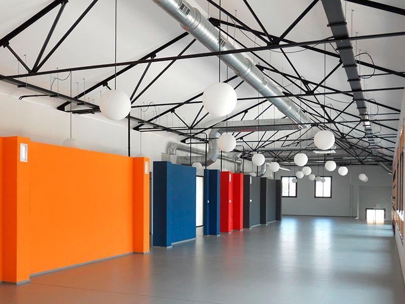 espacio polivalente arquitecto griñan montealegre arquitectura en murcia