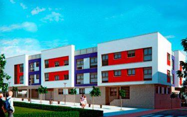 Edificio en Velez Rubio sgm arquitectos arquitectos en almeria