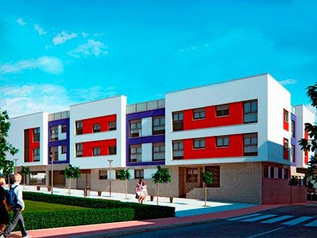Edificio en Velez Rubio