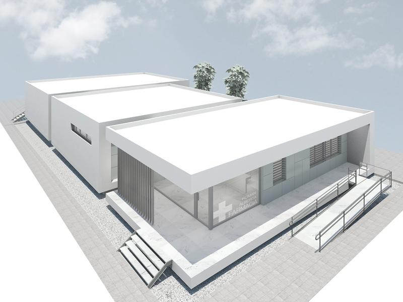 farmacia en la alberca arquitecto salvador griñan montealegre sgmarquitectura