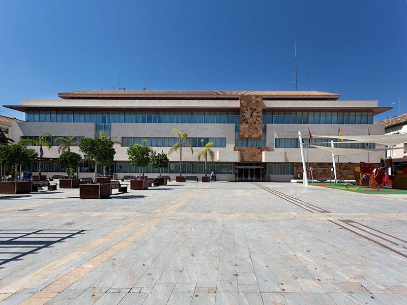 ayuntamiento san javier arquitecto salvador griñan montealegre sgmarquitectura