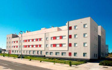 Edificio diseñado por el arquitecto salvador griñan montealegre, el estudio se llama sgmarquitectura arquitectos en almeria