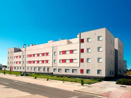 Edificio VPO en Cabra
