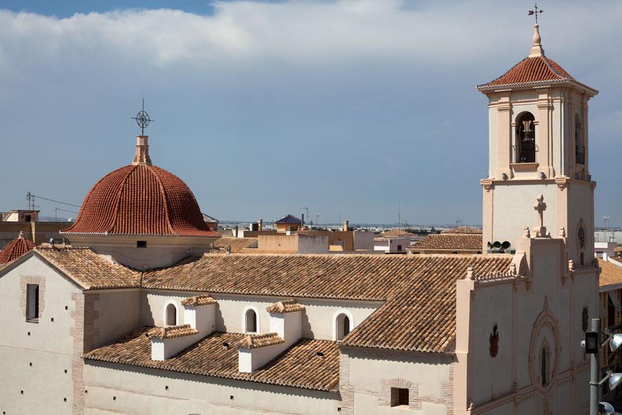restauracion iglesia san javier por el arquitecto salvador griñan montealegre