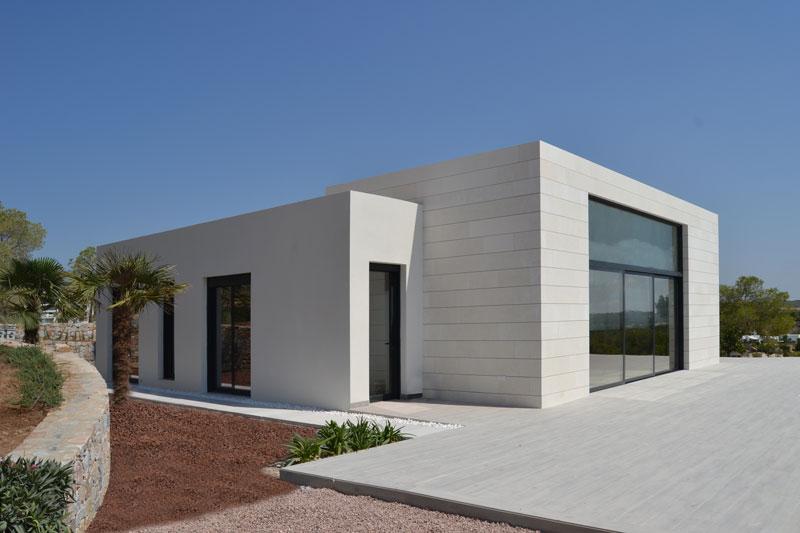 casa urbanizacion las colinas salvador griñan montealegre arquitecto